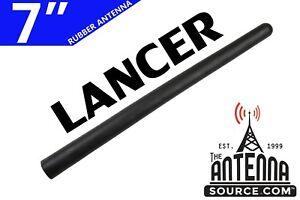 XtremeAuto/Â/® MAST.704 AM//FM Aerial Mast Antenna Roof Screw Sticker Included Black