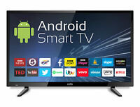 """Cello C32ANSMT 32"""" Android Smart Freeview T2 HD LED TV with Wi-Fi"""