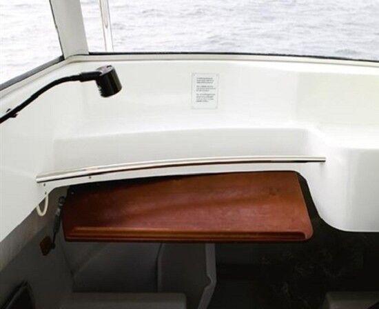 Crescent, Kabinebåd, fod 6
