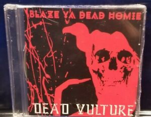 Blaze-Ya-Dead-Homie-Dead-Vulture-CD-SEALED-rare-twiztid-insane-clown-posse-hok