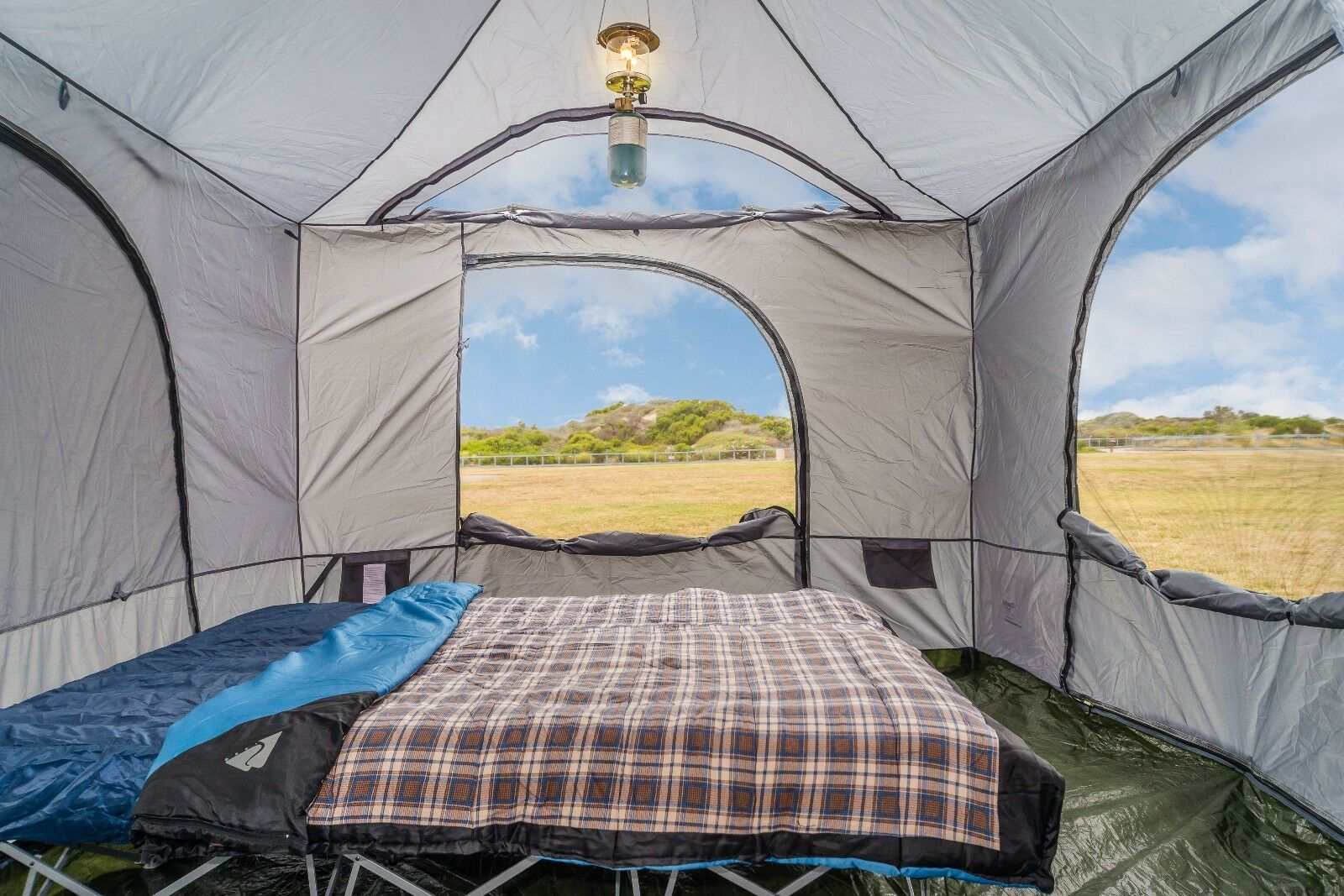 Turn a Pop–Up Into An Extraordinary PREMIUM STeING ROOM 100 XL TENT gratuito Ship