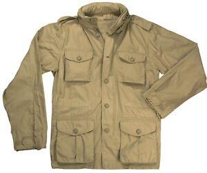 Ligero-Vintage-Militar-M-65-Guerrera-Estilo-M65-Chaqueta-Rothco-8731-8741