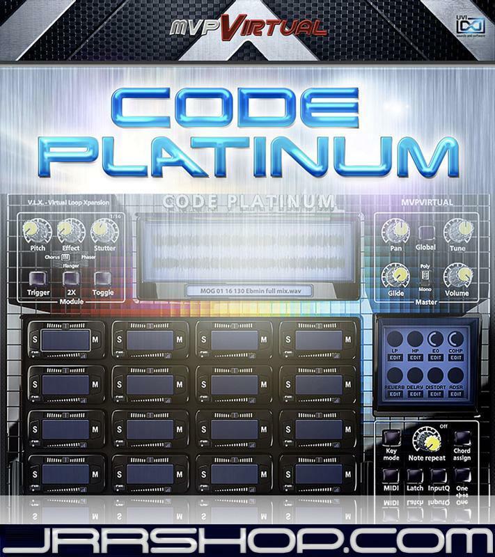 MVP Loops Code Platinum eDelivery JRR Shop