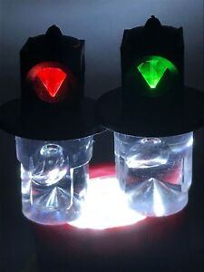 Lionel-1122-177-O-27-SWITCH-LANTERNS-2-total-Free-shipping