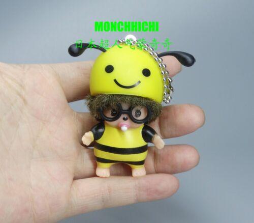 "MONCHHICHI Baby Characters Toy VINYL Figurine 2.5/"" 3/"" #N12"