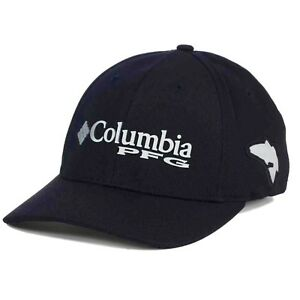 c876b04a4af Image is loading Columbia-PFG-Professional-Fishing-Gear-Bass-Applique-S-M-