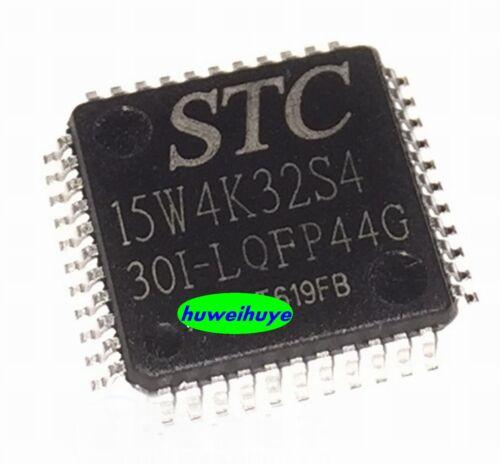 2pcs SMD IC  STC15W4K32S4-30I-LQFP44G STC15W4K32S4 STC