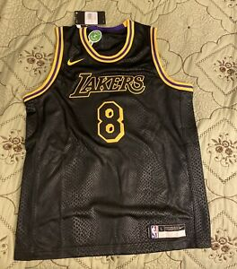 Los Angeles Lakers Kobe Bryant Youth L City Edition ...