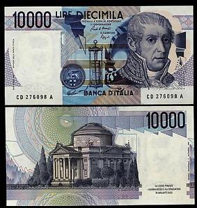 10.000 Livres Volta Lettre «d» Fds Gros L5l71hxe-08002709-697960787