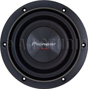 Pioneer-Ts-sw2002d2-8-034-600-watt-Shallow-Subwoofer-Dual-2ohm-Voice-Coils-Direct