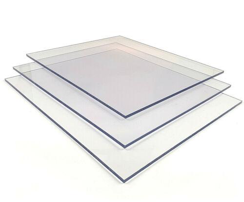 schlagfester als Plexiglas Polycarbonat Massivplatten UV Makrolon