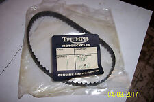 NEW STOCK MAP CYCLE # 4030  TRIUMPH TWIN  ARD  MAGNETO TIMING BELT