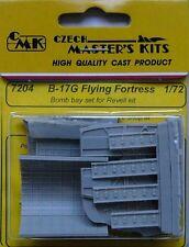 CMK 1/72 B-17G Flying Fortress Bomb Bay Set for Revell # 7204