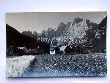 VALBRUNA panorama Udine vecchia cartolina