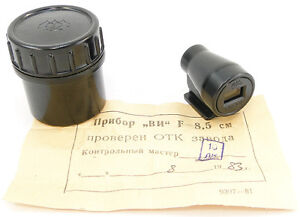 NEW-Russian-USSR-VIEWFINDER-85mm-for-Jupiter-9-lens-Fed-Zorki-Leica-Contax-56