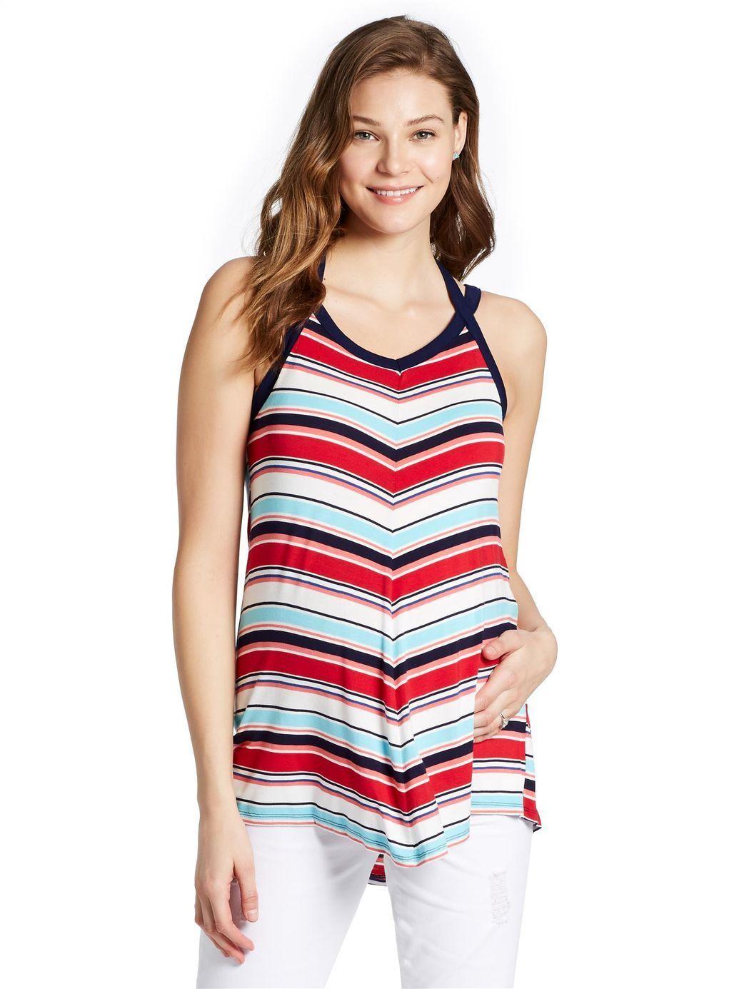 Jessica Simpson Swing Maternity Tank Top   Small   BNWT