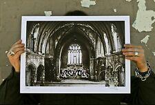 Sacrilege • Revok, The Seventh Letter & 1xRun: Rare Limited Editon Screen Print