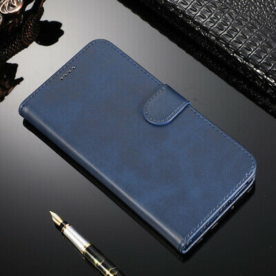 Luxury Slim Wallet Leather Flip Case Cover For iPhone X XR XS Max 5S 6S 7 8 Plus
