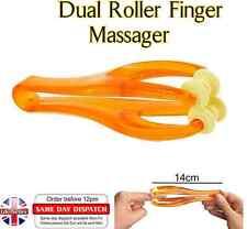 RULLI a doppio Dito Giunti Di Rotolamento Massaggio Massaggiatore a mano per l'utente da tastiera MW