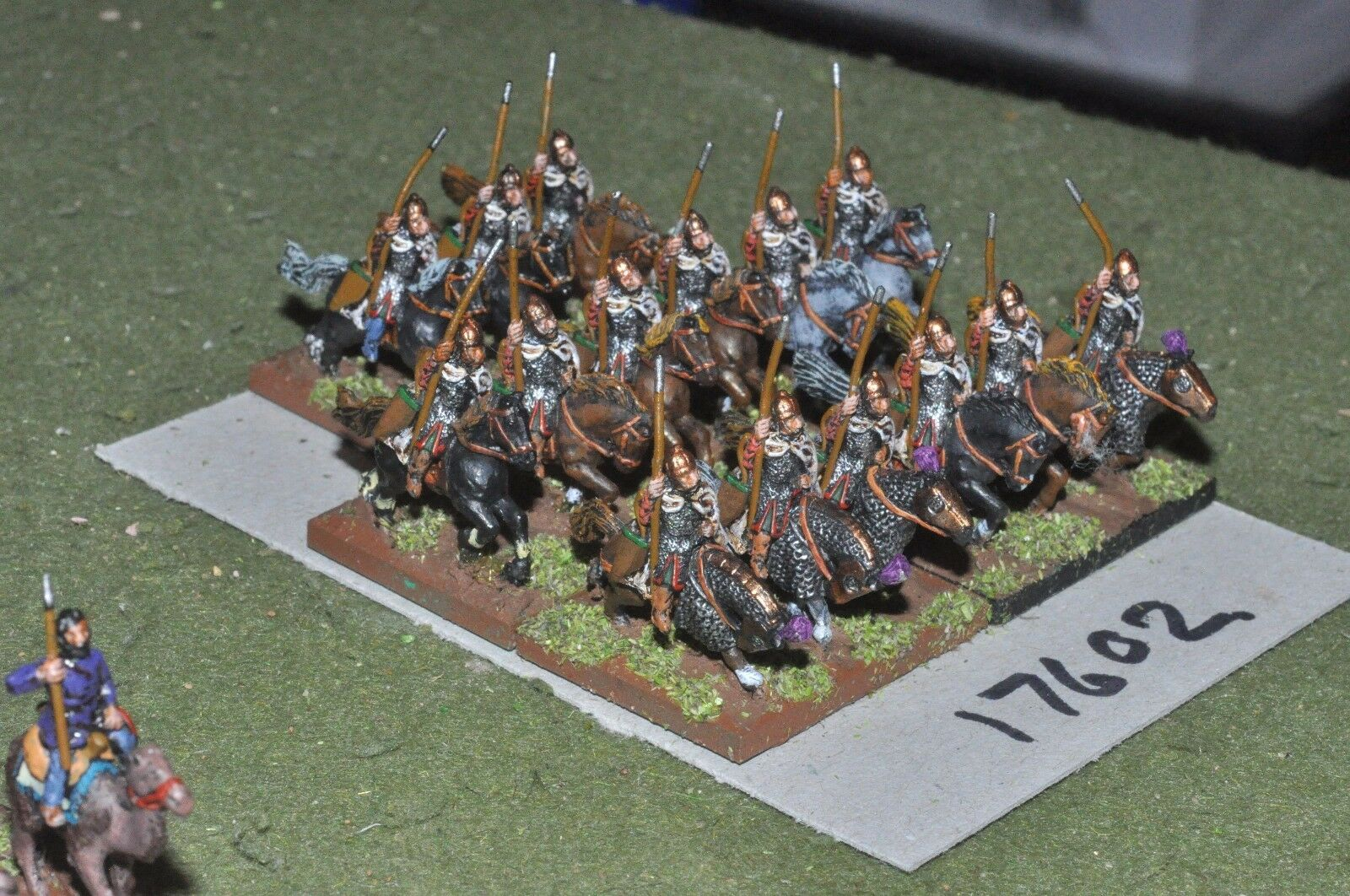 15mm roman era   roman - cavalry 15 cavalry - cav (17602)