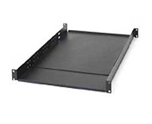 RS-K13-3376-1U 1U Four-Point Solid Adjustable Network Rack Shelf