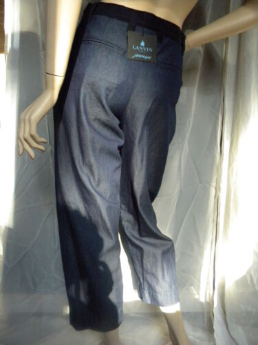 Valore 405 Acne Blu Faubourg scuro Euro 36 Pants Denim Lanvin 22 Paris vqxwfOdz