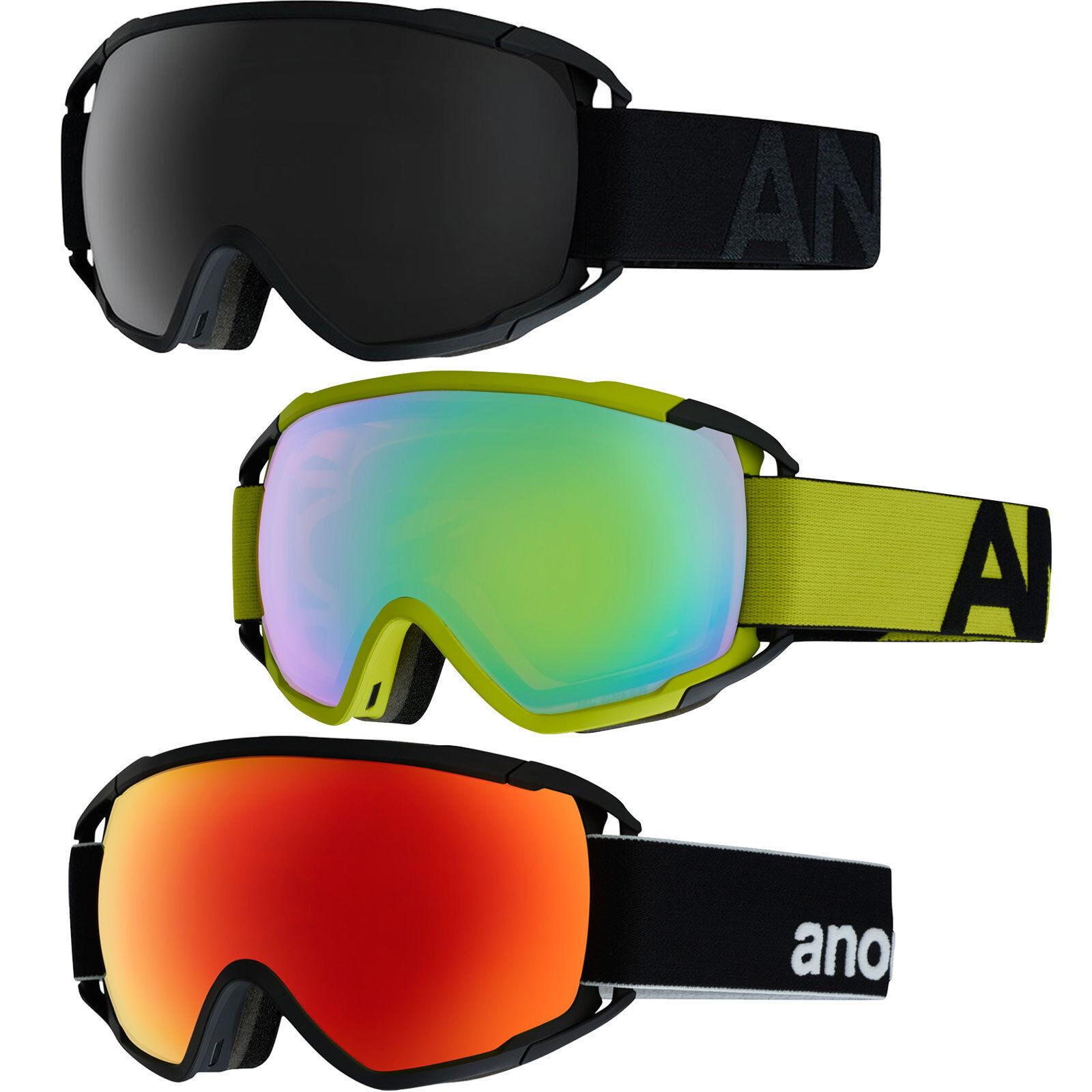 Anon Circuit Skibrille Snowboardbrille Ski Snowboard Brille Zeiss Schneebrille