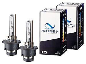 2 x Xenon Brenner D2S für Mazda RX 8 Lampen Birnen E-Zulassung