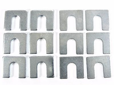 "12 shims #397 For Honda Acura Body /& Fender Alignment Shims 1//16/"" /& 1//8/"" Thick"