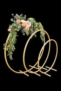 120cm Standing Hoop Table Centrepiece Wedding