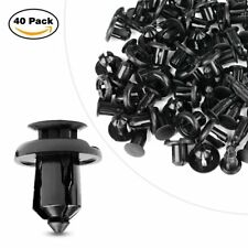 Nylon Clips Bumper 10mm Push Fender Flare Fastener Rivet Furniture Assembly Kit