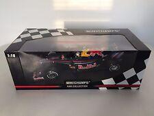 """Minichamps 1/18 RB5 """"1st GP Win for Red Bull"""" S.Vettel"""