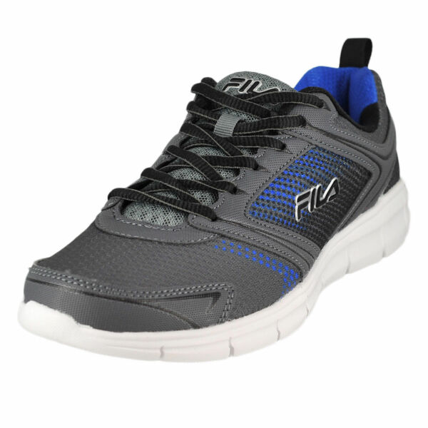 75070c5e8798 Fila Mens Windstar 2 Running Shoe Castlerock monument prince Blue 10 M US