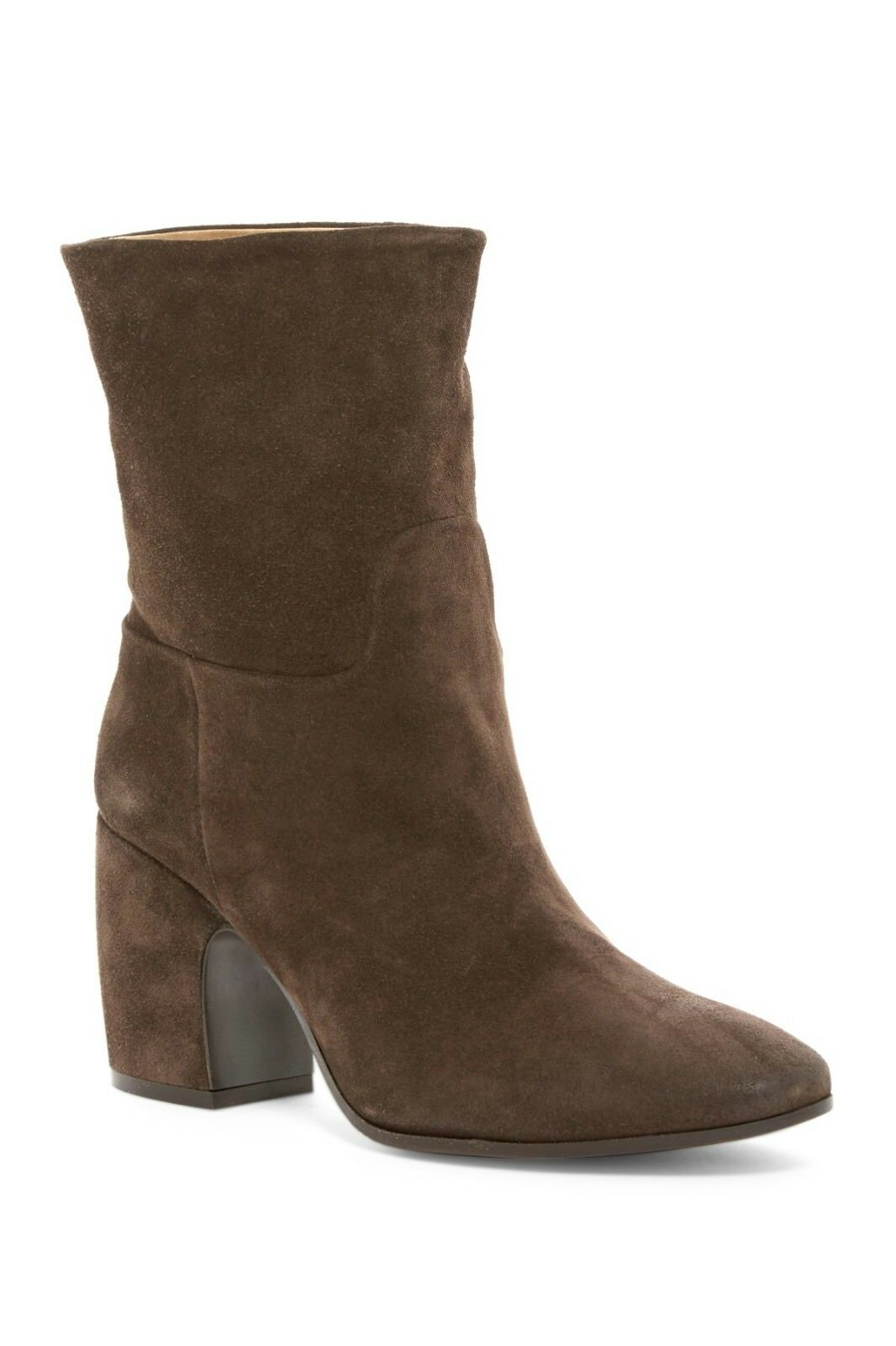 NEW Alberto Fermani Coletta Boot, Brown Suede, Women Size 37.5 (7.5 US), $465