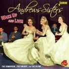 Wake Up and Live! by The Andrews Sisters (CD, Jul-2014, 4 Discs, Jasmine Records)