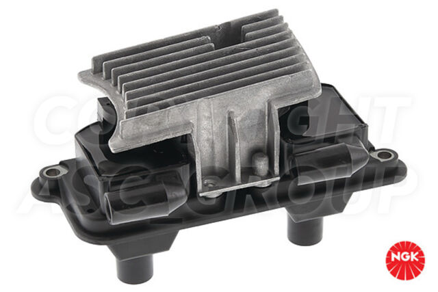 New NGK Ignition Coil For AUDI Convertible B4 1.8 1997-99
