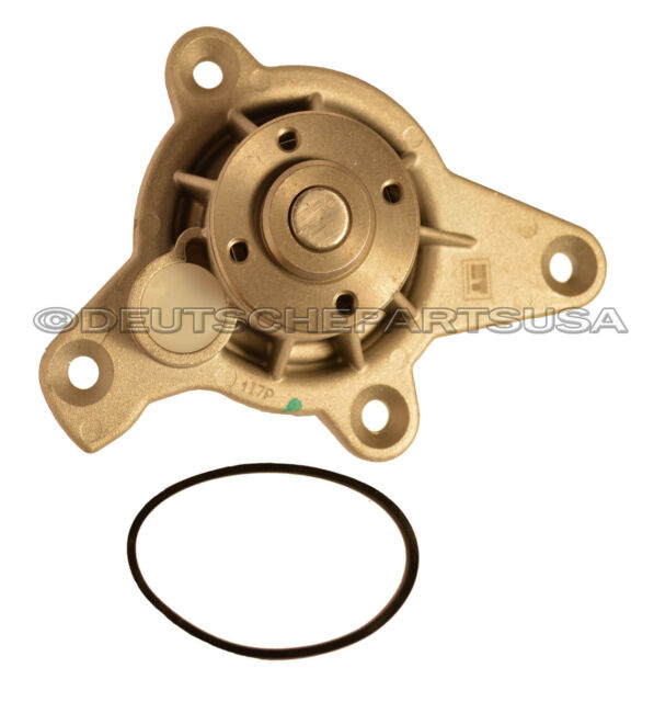 Engine Coolant Cooling Water Pump For Audi A8 W12 V12 Vw
