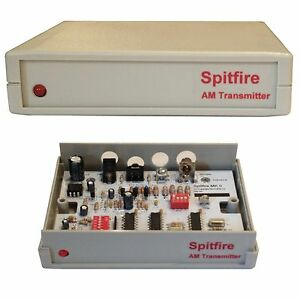 Spitfire-AM-Medium-Wave-amp-Top-Band-Transmitter