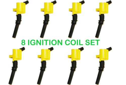 MERCURY set of 8 FD503 DG508 HIGH PERFORMANCE Ignition Coil FITS FORD,LINCOLN