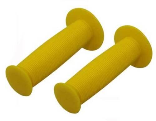 BMX OLD SCHOOL GRIPS Mushroom Grips yellow GRIPS GRIP NEW  Mushroom Grip