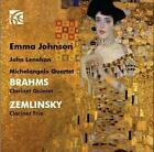Klarinettenquintett/Klarinettentrio von Michelangelo Quartet,John Lenehan,Emma Johnson (2015)