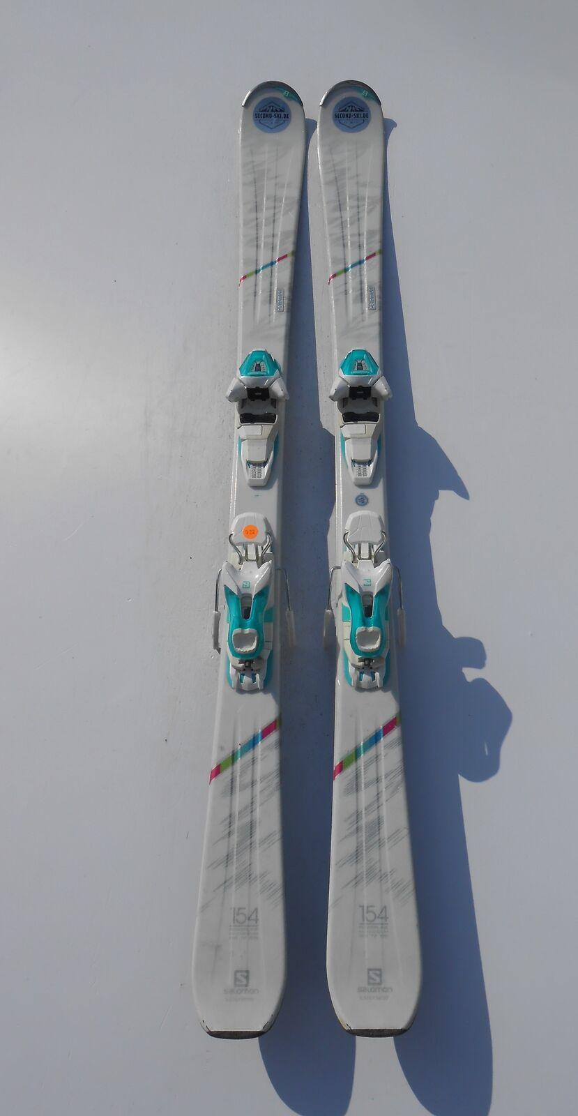 SALOMON W Pro Damen-Carving-Ski Länge 154cm (1,54m) inkl. Bindung Bindung Bindung   722 b9fe88