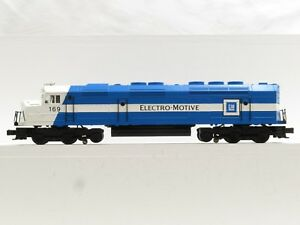 MTH-MT-2146LP-Electro-Motive-Demo-FP-45-Diesel-3-Rail-No-169-w-PS-LN