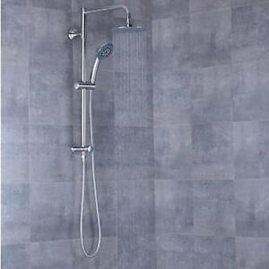 Image Is Loading Afa Stainless 8 034 Rain Shower Head And