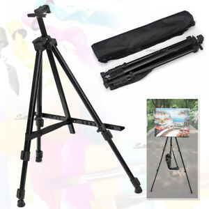 Tripod-Easel-Display-Stand-Drawing-Board-Art-Artist-Sketch-Painting-Adjustable