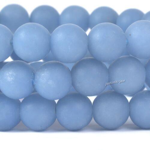"""Moda 8mm Redondo Piedras Preciosas Perlas Pulsera Elástico 7/"""""""