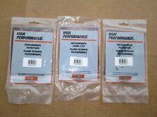 "3 Pack Fibre Metal Polycarbonate Filter Plate 4-1//2/"" x 5-1//4/"" Shade 12 P457SH12"