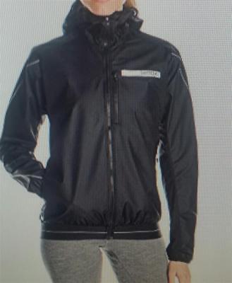 Adidas pour Femmes Terrex Agravic Hybride Coupe Vent Veste Noir Neuf ai4741 UK 8   eBay