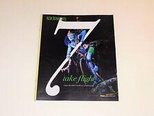"Seven Magazine Las Vegas Cirque Du Soleil ""Toruk - The First Flight Issue NEW"