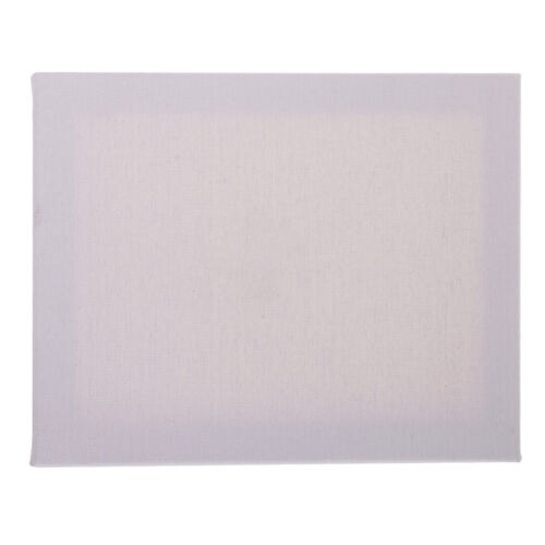 Square Rectangle Blank Wood Stretched Canvas Board for Oil Acrylic Painting
